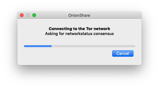 New Release: OnionShare 2 | Tor Blog